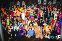 Peabody's Halloween Costume Party with 813Events 10-21-17